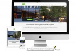 website LandUse by BrandNewMedia