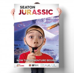 Seaton Jurassic website brandnewmedia