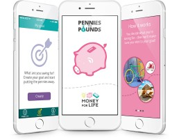 Pennies to Pounds on phones
