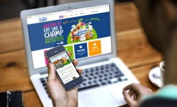 Email promotions for Eat Like a Champ