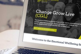 Emotional Wellbeing Service - Change Grow Live