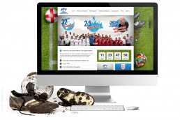 Danone Nations Cup website